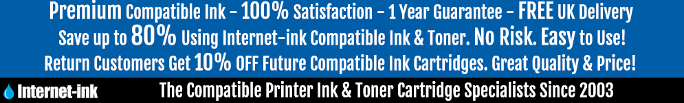 Compatible Ink & Toner Cartridges. Premium Products From the Compatible Specialists.