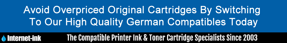High Quality German Compatible Ink Cartridges