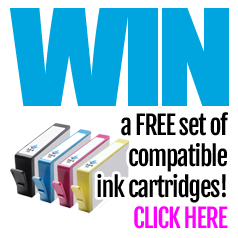 Win A Free Set Of Ink Cartridges