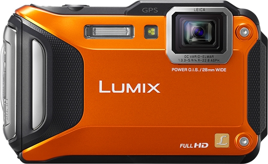 Panasonic Lumix DMC-FT5 at Internet-ink