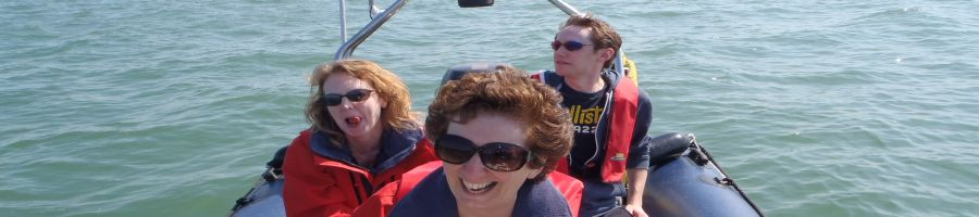 Solent Boat Training Provides The Perfect Day