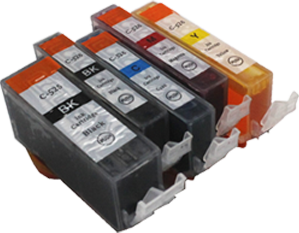 Canon MG6250 Compatible Ink Cartridges