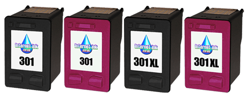 compatible hp 301 ink cartridges
