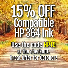 save on HP 364