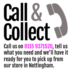 local call and collect Nottingham ink and toner cartridges